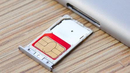 Как вставить SIM-карту
