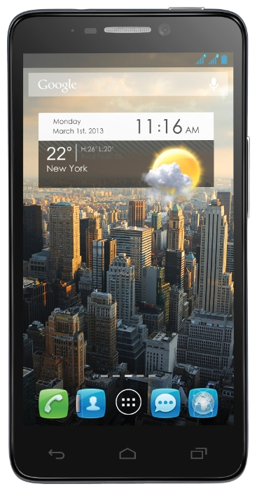 Alcatel one touch s'pop 4030d. Root на alcatel one touch s'pop.
