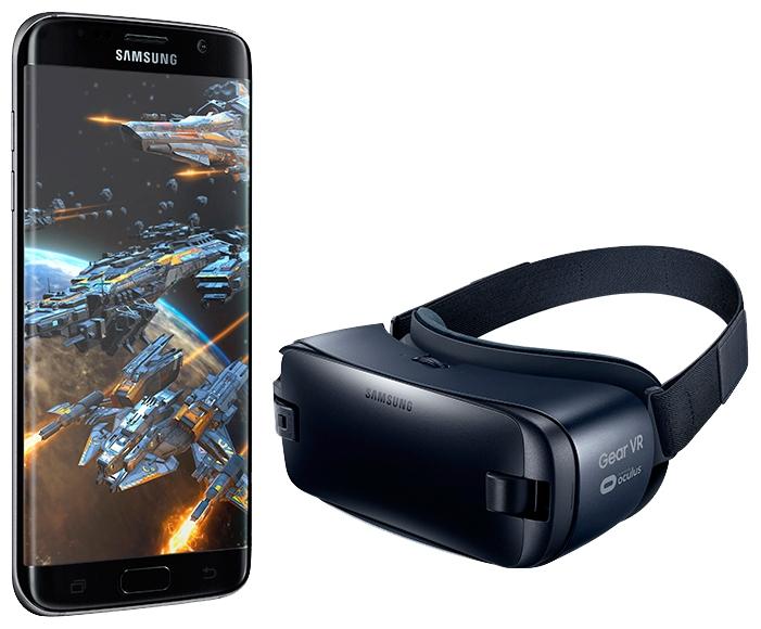 Samsung Galaxy S7 Edge 32Gb + Gear VR  Root на Samsung