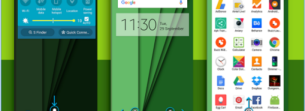 Лаунчер Android 6.0