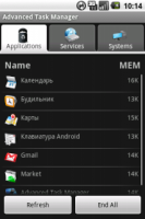 Скриншот AdvancedTaskManager