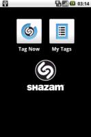 Скриншот Shazam track ID