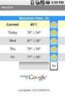 Скриншот Weather_v4.8