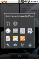 Скриншот Anywidget