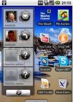 Скриншот ICQLive