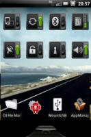 Скриншот Manup Hero Style Widget