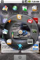 Скриншот Launcher Dock