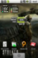 Скриншот Internal Memory Widget
