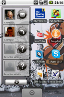 Скриншот Contakt Sidebar