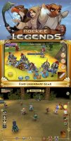 Скриншот Pocket Legends