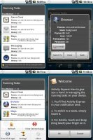 Скриншот Activity Express Task Manager