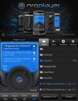 Скриншот NRG Player