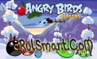 Angry Birds Seasons Wreck the Halls!
