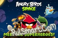 Angry Birds Space Premium (Danger Zone Unlocked)