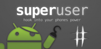 Скриншот Superuser