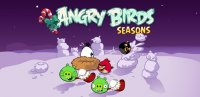 Скриншот  Angry Birds Seasons: Winter Wonderham!