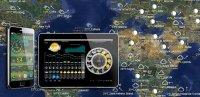 Скриншот eWeather HD, Radar HD, Alerts