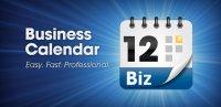 Скриншот Business Calendar
