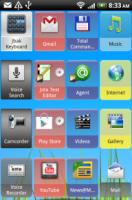 Скриншот App Widget