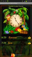 Скриншот Animated Parrots Alarm Clock