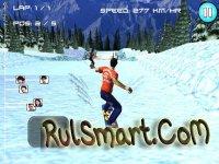 Snowboard Racing 3D