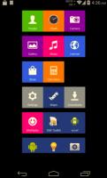 Скриншот Nokia Launcher