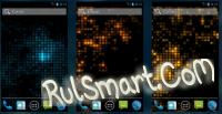 PixelWave Live Wallpaper