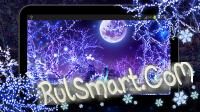 Скриншот Winter Snow HD Live Wallpaper