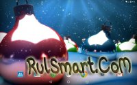Скриншот Christmas Toy 3D Live Wallapap