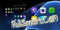 Скриншот S7 Galaxy Launcher