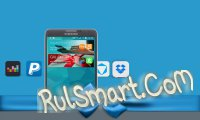 Скриншот Samsung Galaxy Apps