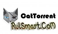 Скриншот CatTorrent - Torrent Client