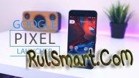 Скриншот Google Pixel Launcher