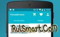 Скриншот Русский язык — грамотей