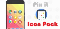 Скриншот Pix it – Icon Pack