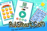 Line Maze Puzzles