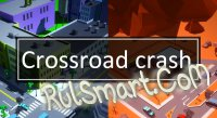 Crossroad crash