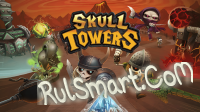 Skull Towers – Castle Defense