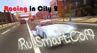 Racing in City 2