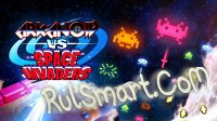Скриншот Arkanoid vs Space Invaders