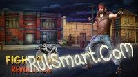 Fight Club Revolution Group 2 — Fighting Combat