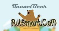 Скриншот TunnelBear VPN