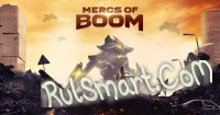 Mercs of Boom (X-Mercs: Invasion)