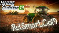 Cover art Farming Simulator 19