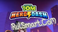 Скриншот Talking Tom Hero Dash