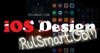 Тема Minimal iOS для MIUI 12