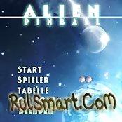 3D Arts Alien Pinball - v1.20