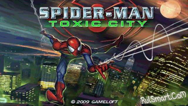 Игры про человека паука скачать на андроид