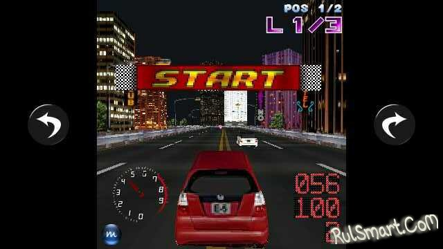 Need for speed underground 2 nissan city bridge man full hd image for mobile(android phones,ipad,iphone