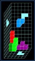 Скриншот Tetris 3d